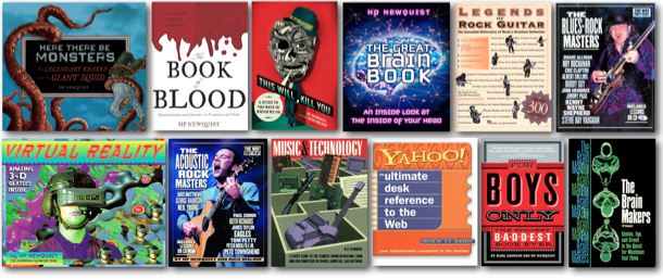 Book Covers Strip Web PNG